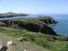 Headland between Abereiddy and Traeth Llyfn
